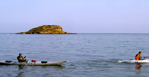 kayaking Benidorm