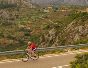 Benidorm hosts the final and decisive stage of the II Valencian Cycling Week.