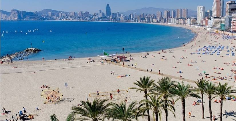 Webcams en Benidorm